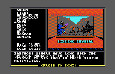 The Time I Cracked Two Commodore 64 Games